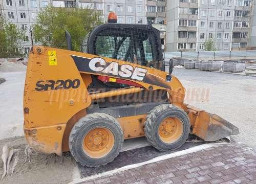Мини Погрузчик CASE