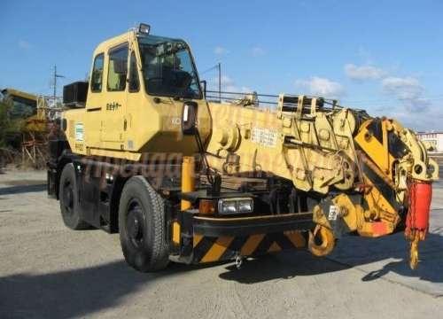 Автокран КАТО 10 тонн, KOBELCO 16 тонн